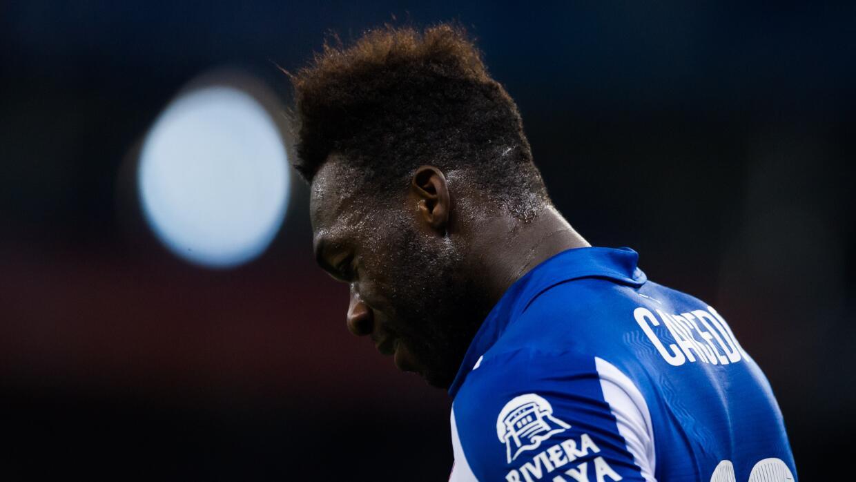 El gol de Caicedo no le bastó el Espanyol.