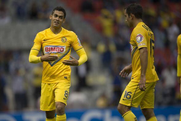 LOS FORÁNEOS DE LA LIGA MX  AMÉRICA   *Juegan como mexicanos  Andrés And...
