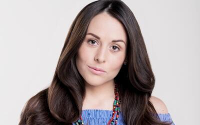 Zuria Vega interpreta a Julieta en 'Mi Marido tiene familia'.