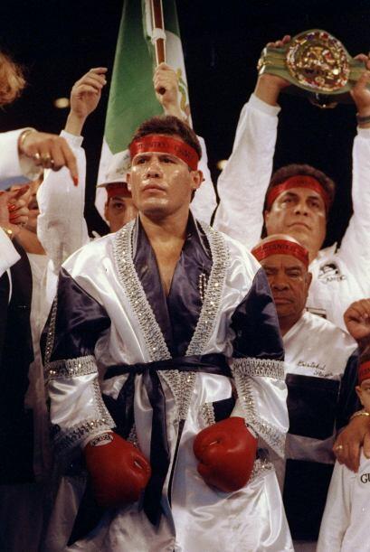 Julio César Chávez cumple 51 años, es considerado el mejor boxeador mexi...