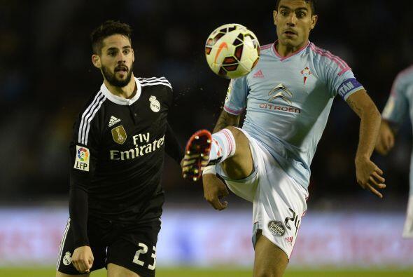Por momentos el Celta de Vigo mostraba destellos que hacían pensar que p...