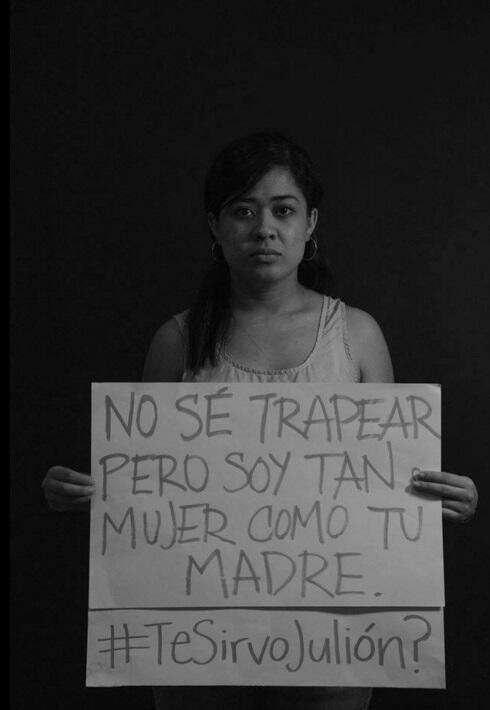 Campaña en contra de Julión Álvarez