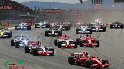 ¡Escúchanos y gana boletos para las fascinantes carreras de autos Fórmul...