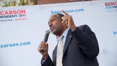 Carson es una de las voces más conservadoras del partido republicano