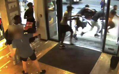 'Nueva York en un Minuto': buscan a 10 sospechoso de una serie de robos...
