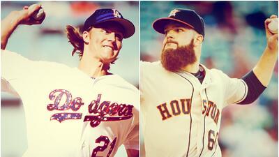 Los estrelares lanzadores en un duelo de pitcheo en la edición 86 del Ju...