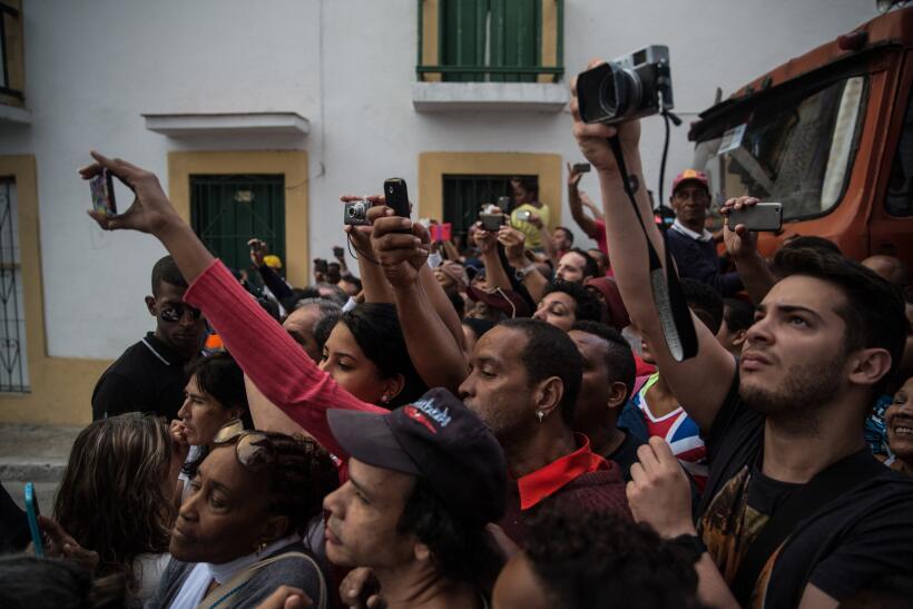 Los que esperan a Obama