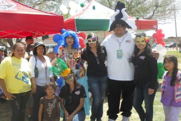 El 'Día de los Niños, Día de los Libros' siempre es un éxito en El Paso,...