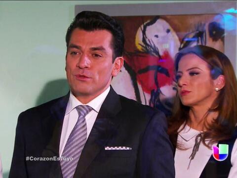 Estás súper emocionado Fernando, esa cara sólo dela...