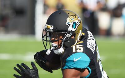 Allen Robinson brilló con los Jacksonville Jaguars y ahora ser&aa...