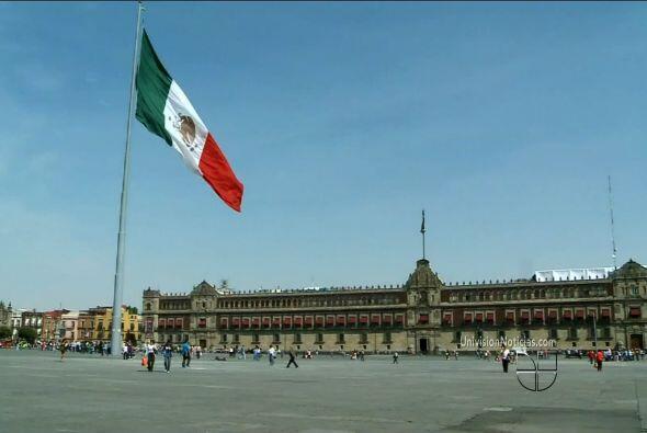 Pese a que México se ubicó en el lugar 100 del Índice de Corrupción 2011...