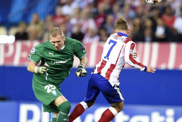 Por su parte el equipo del Atlético de Madrid goleó al débil Malmo por 5...