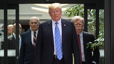 """""""Muy deshonesto y débil"""": Trump ataca al primer ministro de Canadá y se niega a firmar el acuerdo del G-7"""