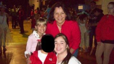Aquí está Carmen Barahona, sospechosa de asesinato con la presunta víct...