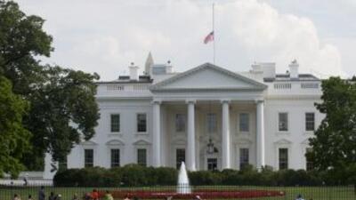 Ninguno de los sistemas clasificados de seguridad de la Casa Blanca se v...