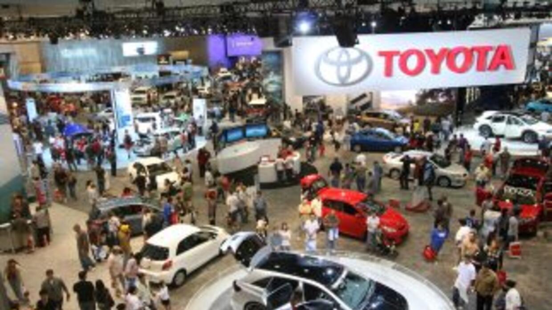 El Auto Show de Los Ángeles es una de las exhibiciones automotrices más...