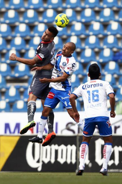 Morelia derrotó a Puebla con gol de último minuto Sebastián Vegas y Fco...