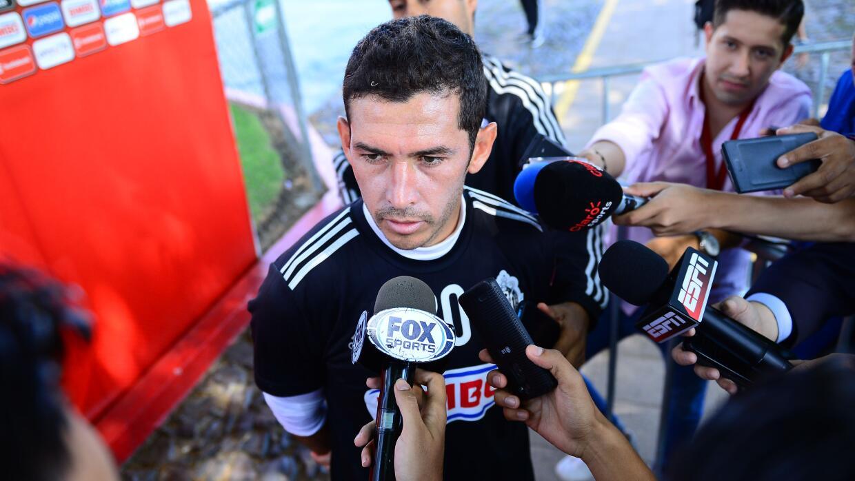 Israel Castro.