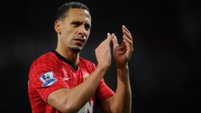 Ferdinand tendrá que esperar para su reaparición con los 'Pross'.