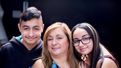La familia García no se rinde. Esperan que el caso de su padre Jo...