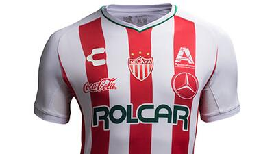 Camiseta Oficial de Necaxa de la Liga MX