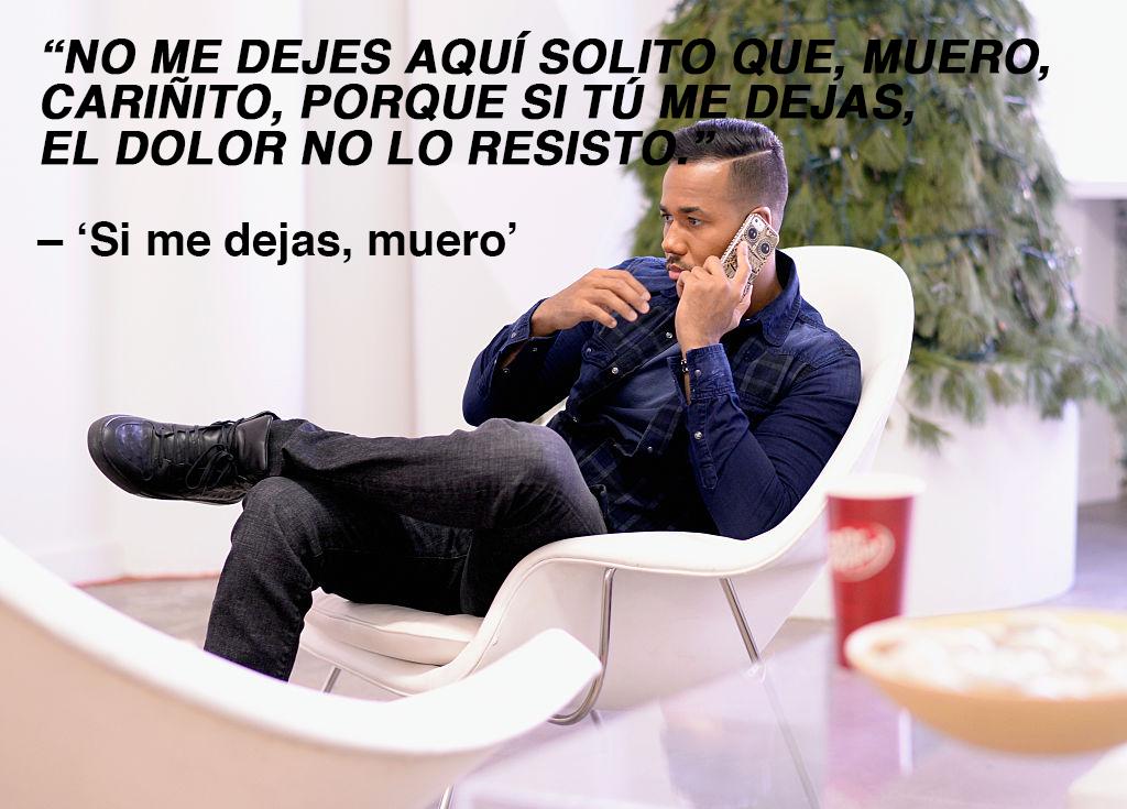 Las mejores frases de Romeo Santos romeo getty 14.png