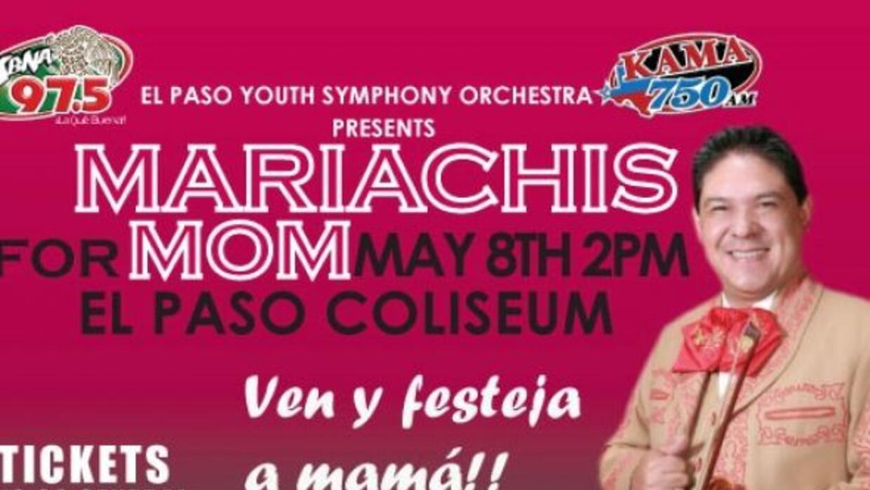Este 8 de Mayo KBNA 97.5 te invita a celebrar a mamá en su día muy a la...