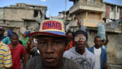 Why Trump's racist insults threaten a fragile Haiti eight years after the earthquake