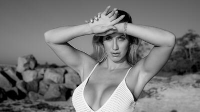 ¡Espectacular! Naomi Besson, modelo, empresaria y amante del deporte