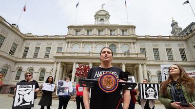 Protestan por abusos en cárceles de Nueva York