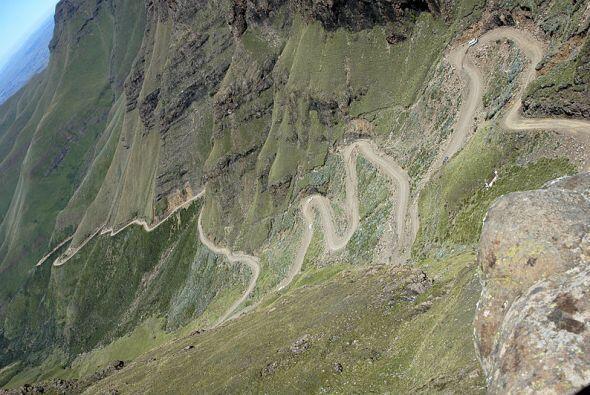 Sani Pass, KwaZulu-Natal, South Africa  (Foto: Wikimedia Commons)