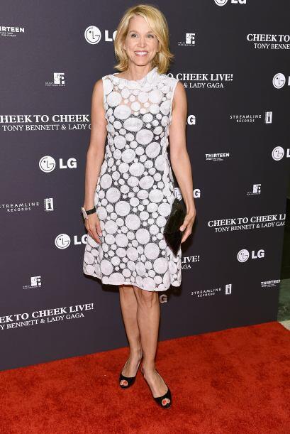 Miren este bellísimo vestido. Una excelente forma de llamar la atención.