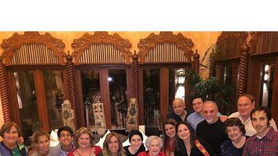 Se nos fue nuestra querida 'Rapuela', la mamá de Gloria Estefan. Mira sus mejores fotos