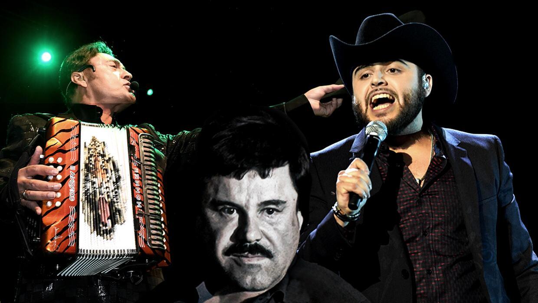 El narco y su fascinación por los corridos.