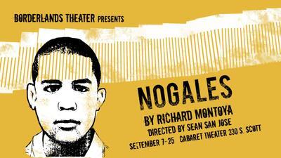 Imágenes de la obra Nogales, pais del cártel