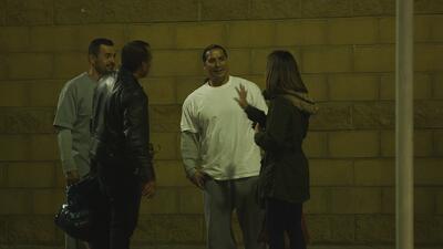 Así descubrimos las deportaciones nocturnas en la frontera con Tijuana a...