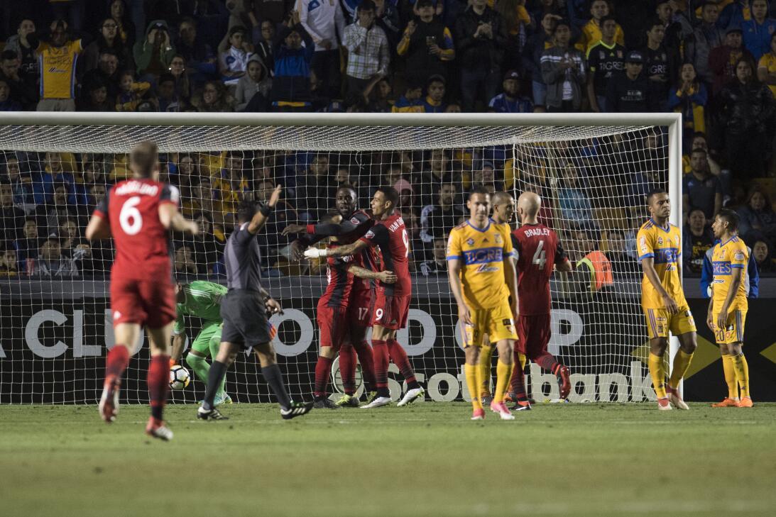 En fotos: aunque Tigres luchó, Toronto se metió en semifinales de la Con...