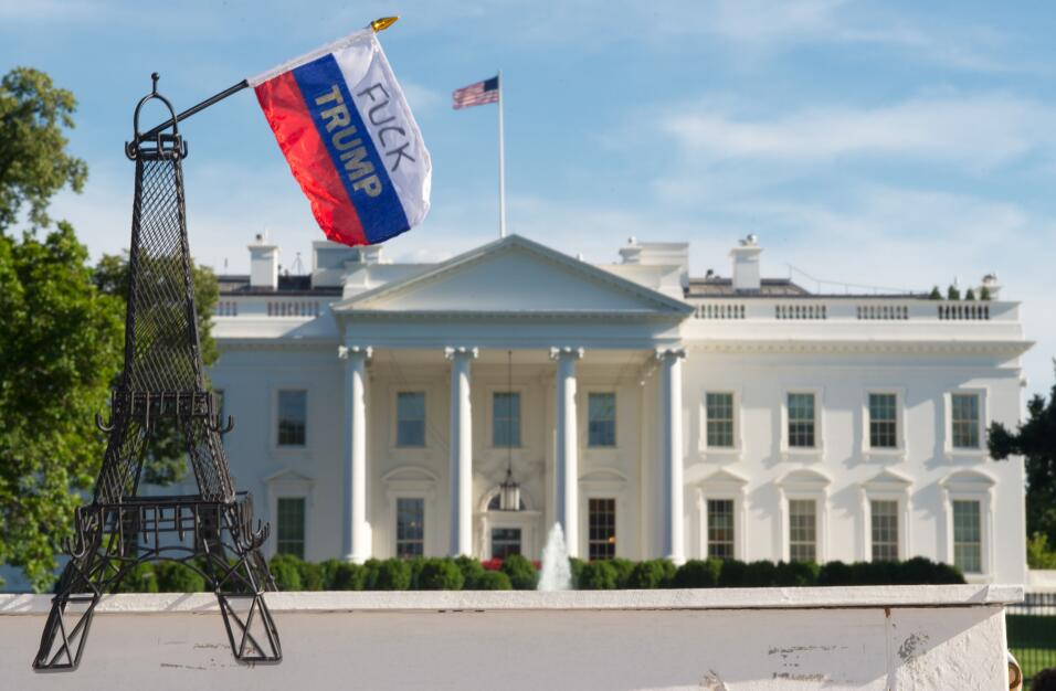 Trump Protesta Washington