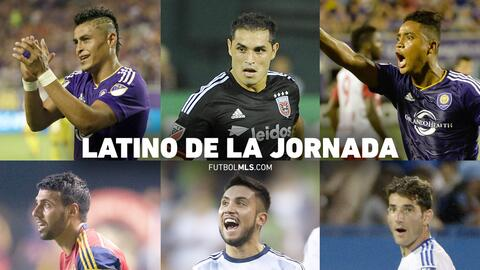 Latino de la Jornada 22 de FutbolMLS.com