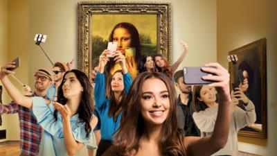 Un museo dedicado al fenómeno de las 'selfies' abre sus puertas en California