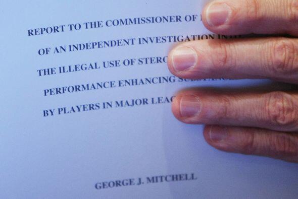 Un informe redactado por un comité independiente para el comisionado de...