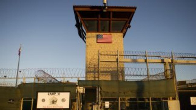 La base militar de Guantánamo.