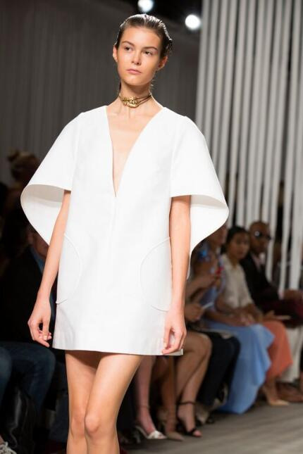La tendencia de Milly está llena de prendas minimalistas que demuestran...