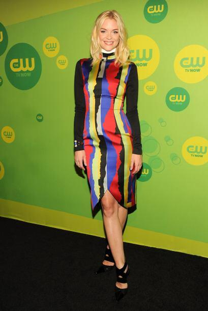 "Jaime King La voluptuosa rubia de ""Sin City"" ha compartido fotos de su l..."