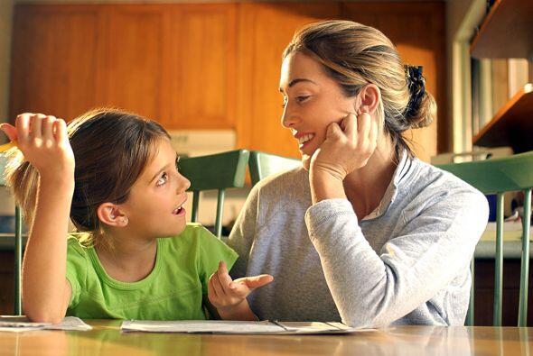 Un aspecto importante para que un niño pueda sentirse feliz, es sentirse...