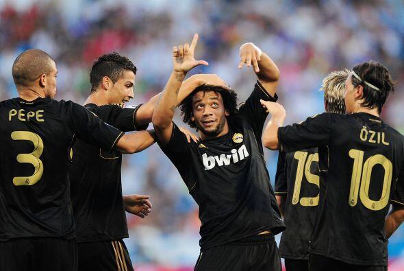 El jugador del Real Madrid ha sabido ganarse a pulso un lugar  en el onc...