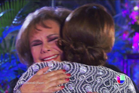 Ese abrazo lo soñamos todos por tanto tiempo.