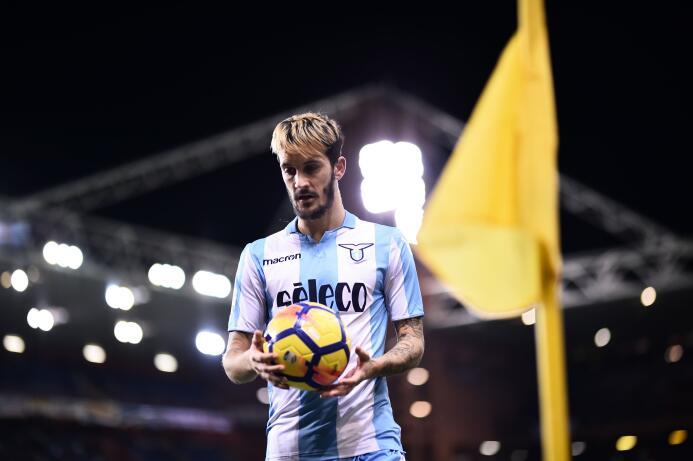 8. Luis Alberto (Lazio): con tres goles y seis asistencias, el español e...