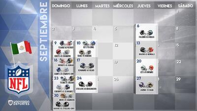 Los partidos más sobresalientes de la temporada 2018 de la NFL