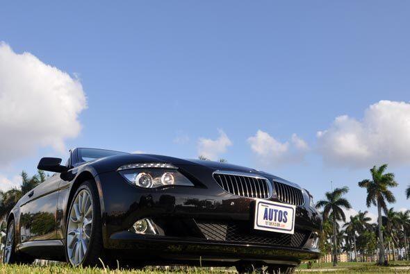 Con sus 360 caballos es capaz de acelerar de 0 a 60 millas por hora en m...